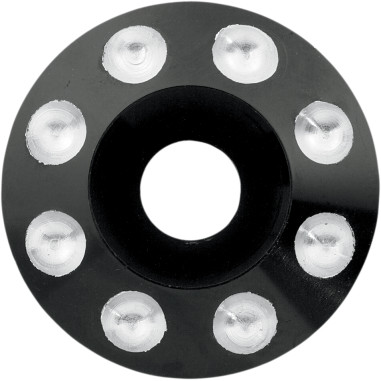 AXLE 08-16 FLHT 25MM BLK