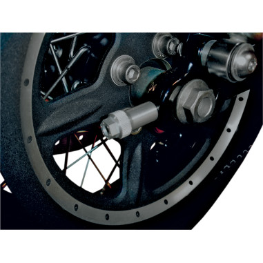ADJUSTER AXLE XL05-14 CLR