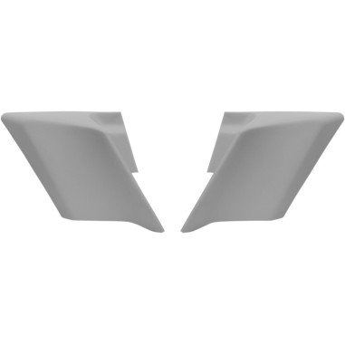 SWOOP SIDE COVERS FOR DRAG SPECIALTIES STRETCHED SADDLEBAGS