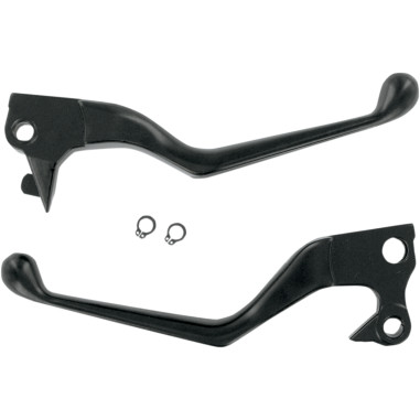 LEVER SET BLK 04-13 XL