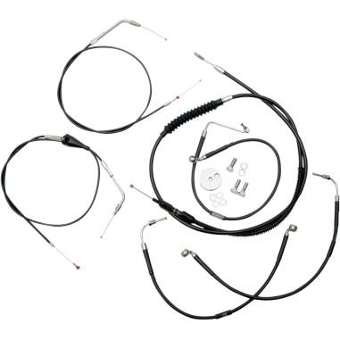 CABLE KT BK MINI96-07FLHR