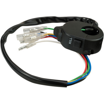 UNIVERSAL    HEADLIGHT   KILL SWITCH COMBO   Product   Moose Racing