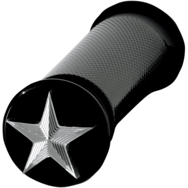 GRIPS KNRLD BLK STR84-12
