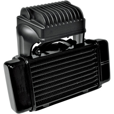 OIL COOLER 10-R LOW FAN