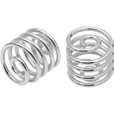 CHROME SEAT SPRINGS