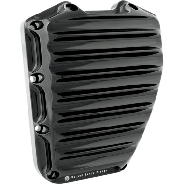 CAM COVER 01-16 TC BLACK