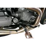 CNC SHIFT LEVER AND BRAKE PEDAL CONTROL KITS