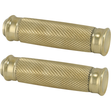 FOOTPEGS VICE BRASS