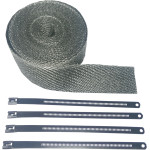 EXHAUST PIPE WRAP