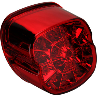 TAILLIGHT WEB LED RED BTM
