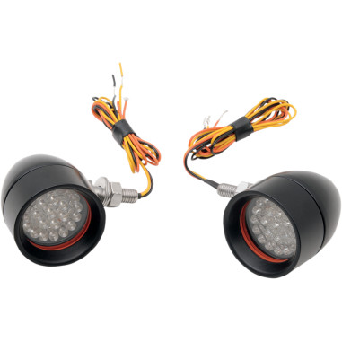 MINI BULLET LED TURN SIGNALS