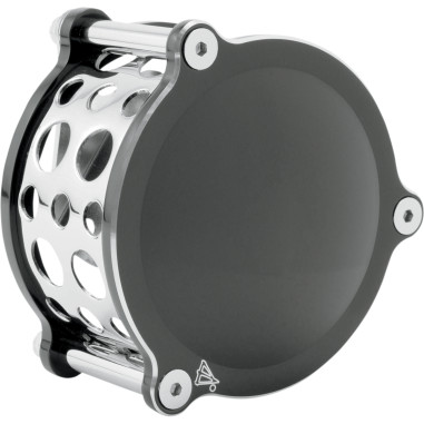 COVER HORN SMTH BLK