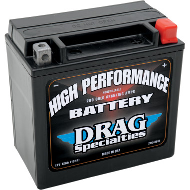BATTERY DRAG SPEC YTX14L