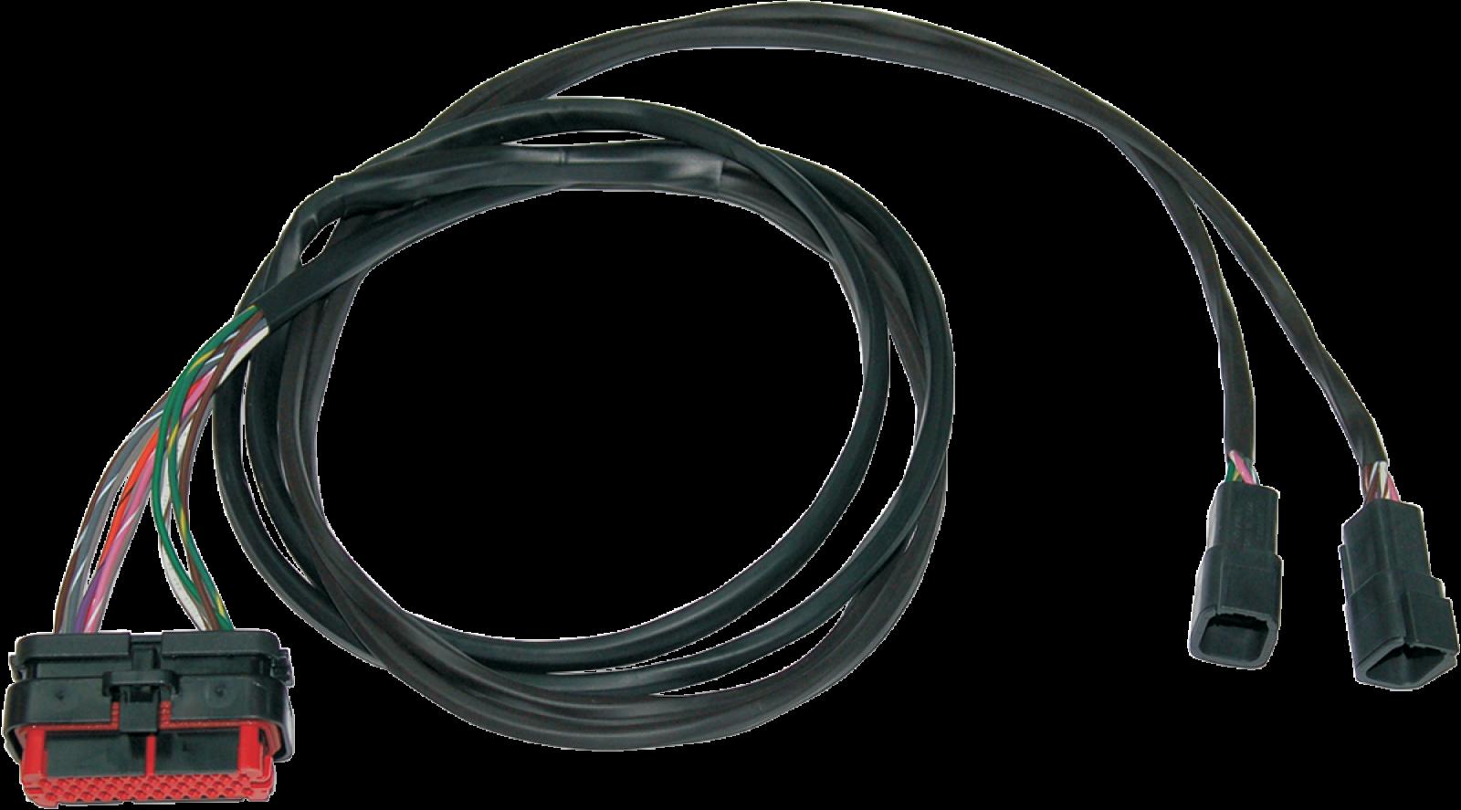 namz wiring harness rear speaker for harley davidson 2120 0770 each ebay