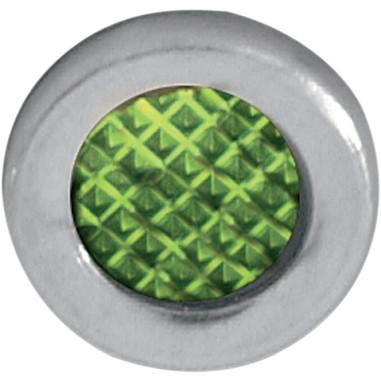 LIGHT IND GREEN W/SS BEZ