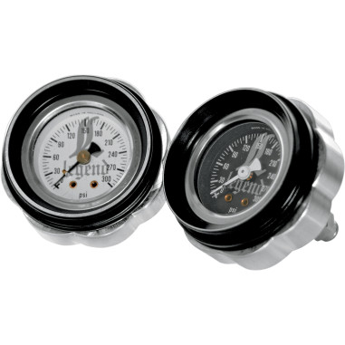 GAUGE W/BEZEL KIT L1