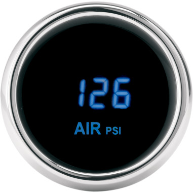 GAUGE AIR PRES BLUE
