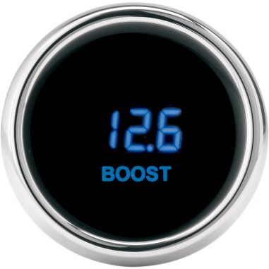 GAUGE BOOST BLUE