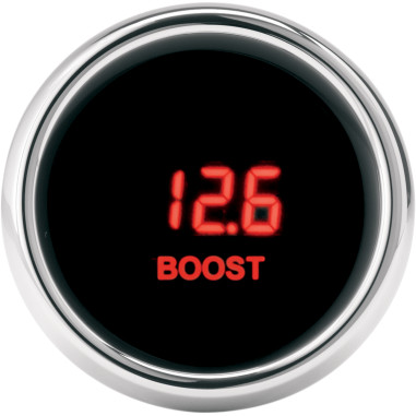 GAUGE BOOST RED