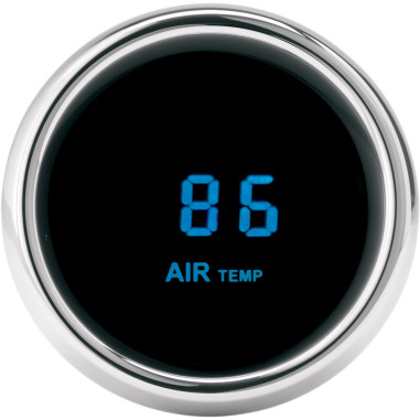 GAUGE AIR TEMP BLUE
