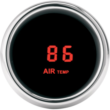 GAUGE AIR TEMP RED