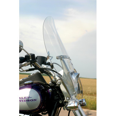 WINDSHIELD FLARE XL CLR