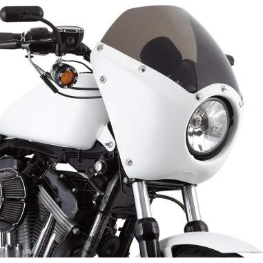 FAIRING 07-12 XL GLS BLK