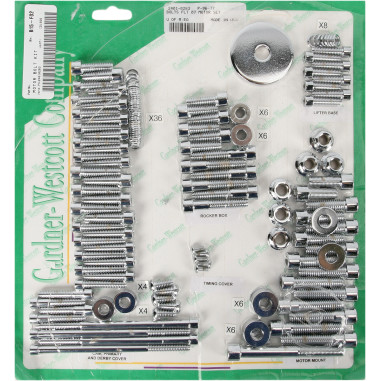 BOLTS MOTOR SET07-16 FLHT