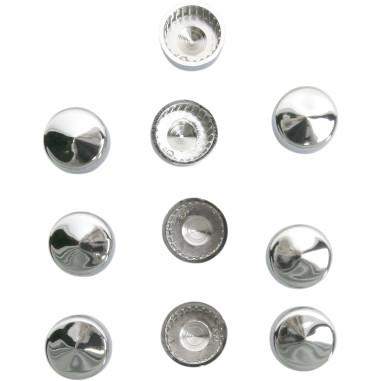 COVER BOLT 1/2 HEX 10PK
