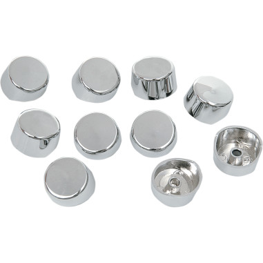 COVER BOLT 7/16 HEX 10PK