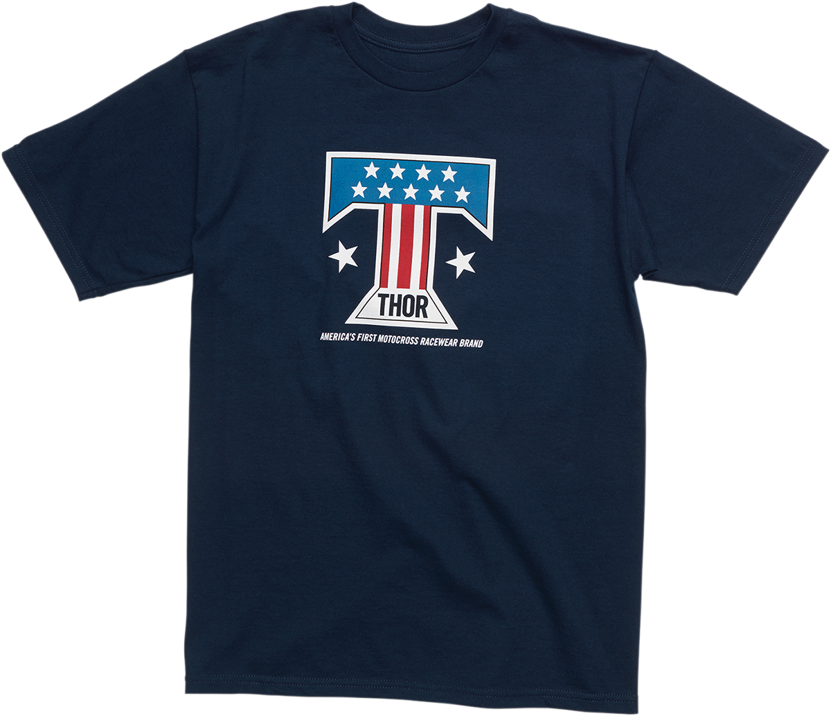 Tee s5 ss american nvy md products parts unlimited for T shirt printing missouri city tx