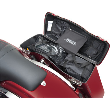 SADDLEBAG LID TETHERS