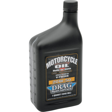 20W-50 MOTORCYCLE OIL
