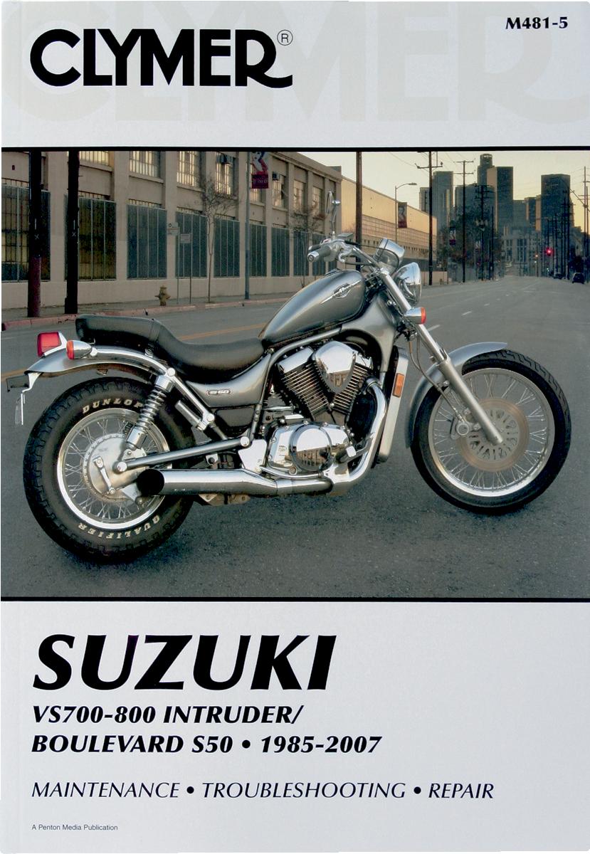 M364 1981-1983 Suzuki GS650 Motorcycle Repair Manual by Clymer