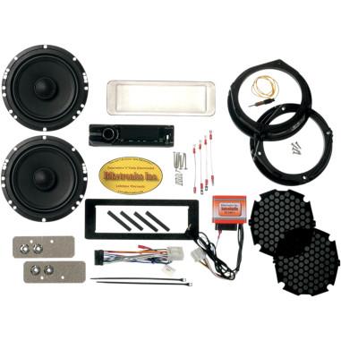 RADIO KIT2 6.5 98-13 FLHT