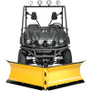 """72"""" V-PLOW WITH HYDRAULICS"""