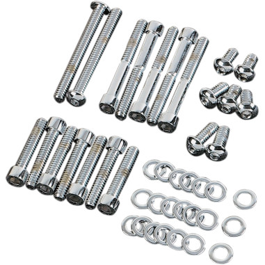MOTOR CASE BOLTS 77-90 XL