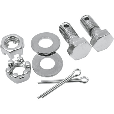 CHROME STOCK HEX-HEAD HARDWARE KITS