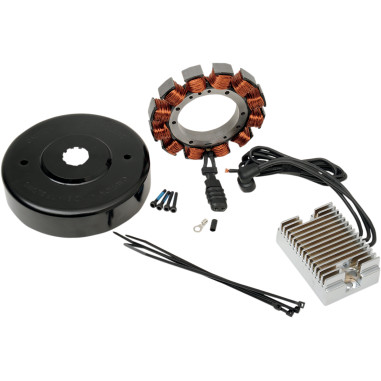Heavy-Duty 32a Charging Kit - Front