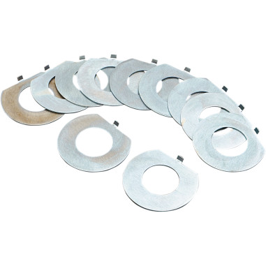 Stem Nut Lock Washers - Front