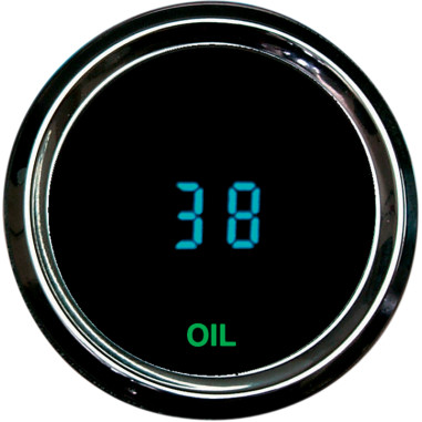 OIL PRESS GAUGE 2 1/16