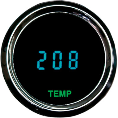 OIL TEMP GAUGE 2 1/16