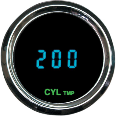 CYL HD TEMP GAUGE 2 1/16