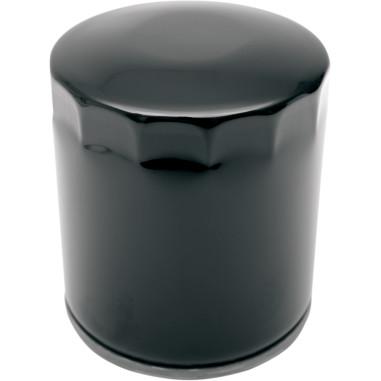 BLK OIL FILTER TWIN CAM