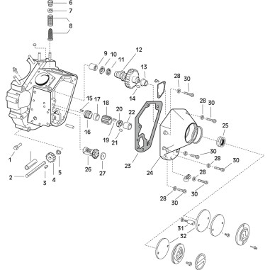 Shovelhead Oil Lines in addition Harley Davidson Sportster Wiring Diagram 1983 further 61521 Oil Filters 4 additionally Partslist together with Harley Oil Line Routing Diagram. on shovelhead oil pump