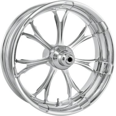 One-Piece Aluminum Wheels - Front