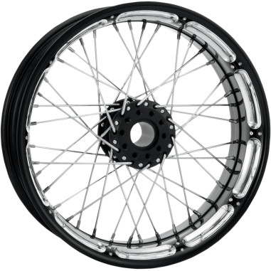 CUSTOM WIRE WHEELS