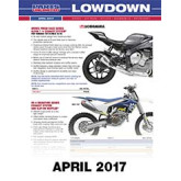 Lowdown - April 2017