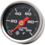 "Pressure gauges, 1 1/2"""
