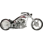 PAUL YAFFE THREE-SHIELD X PIPES 2-INTO-2 SYSTEMS FOR SOFTAIL SECTION